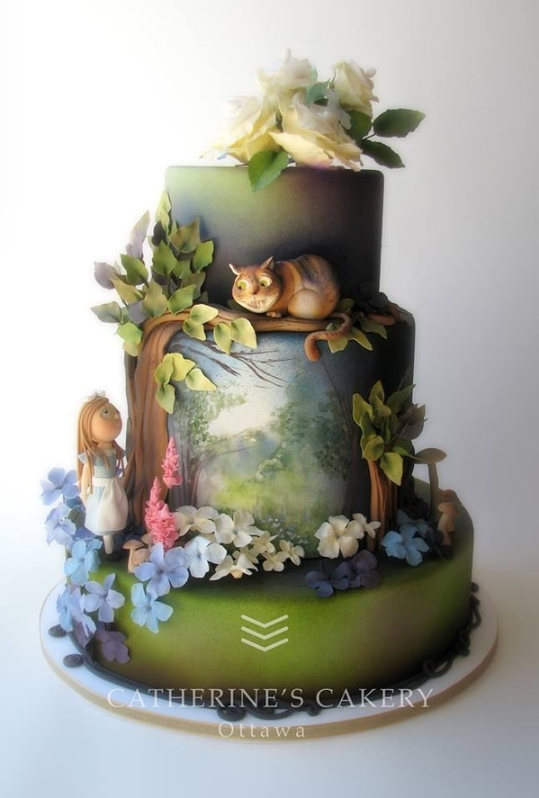 Catherine Beddall - Sugar Artist at SugarEd Productions Online Classes - Ultimate Resource for ...
