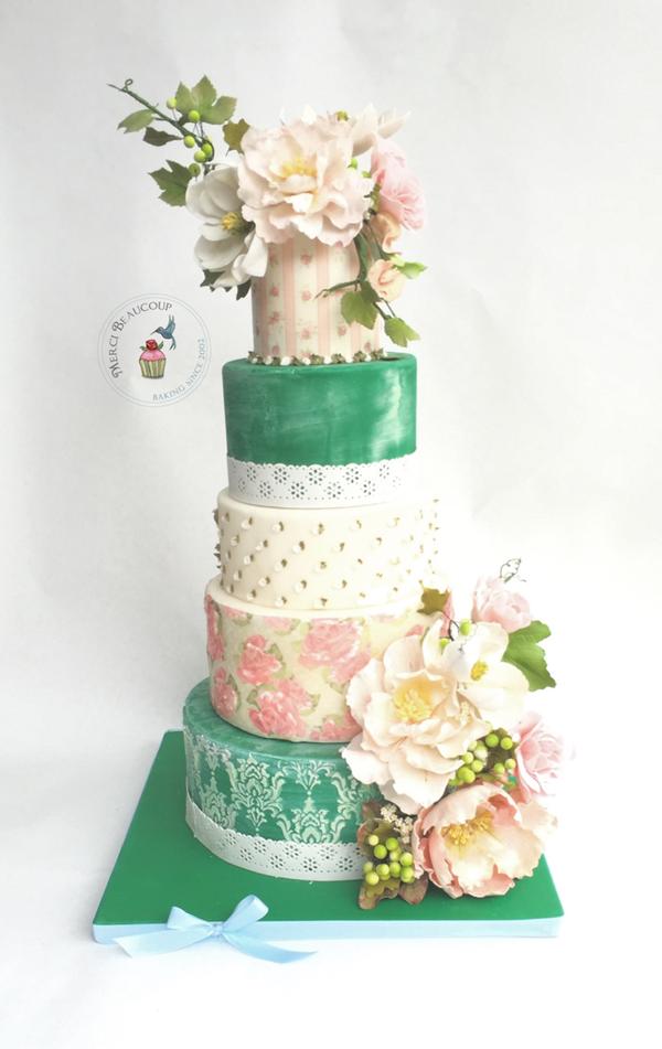 Cake Artist Reva : Reva Alexander-Hawk - Sugar Artist at SugarEd Productions ...