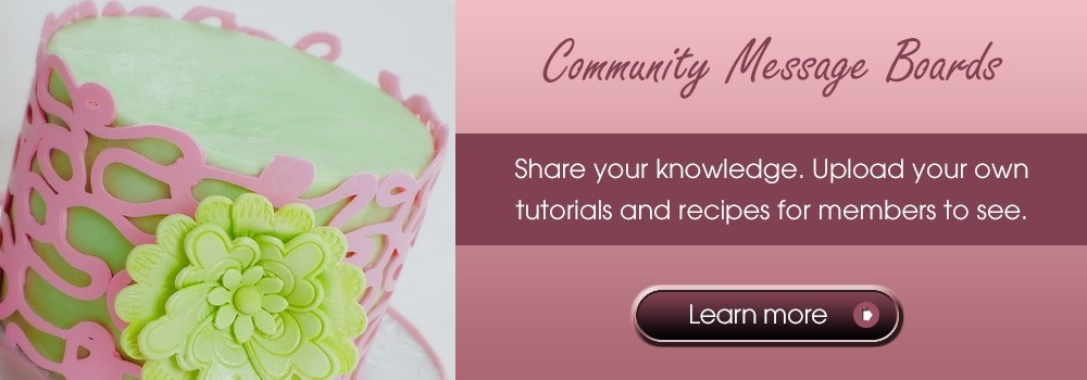 cake message boards, cake forums