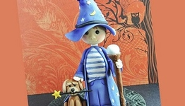 Little Wizard Figure