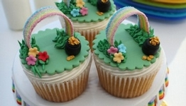 St. Patty Cupcakes