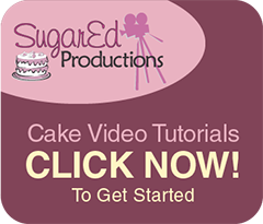 Cake Video Tutorials