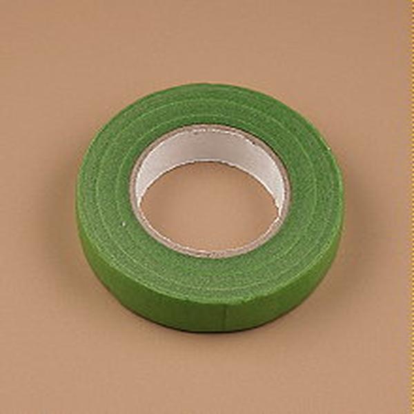 Light Green Floral Tape