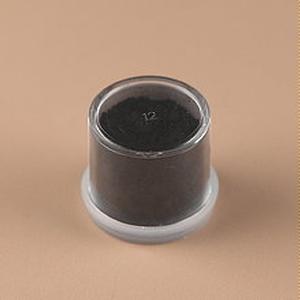 Charcoal Black Petal Dust