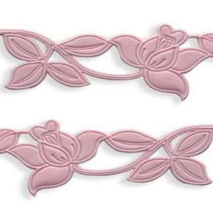 Cutwork Rose Set