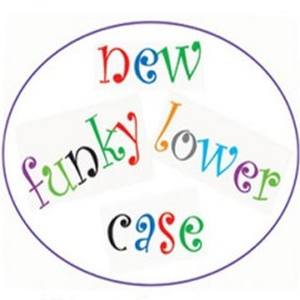 Funky Tappits Lowercase Alphabets